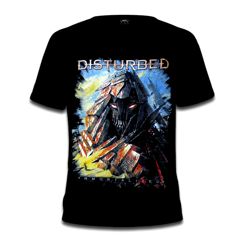 Disturbed Immortalized Tee