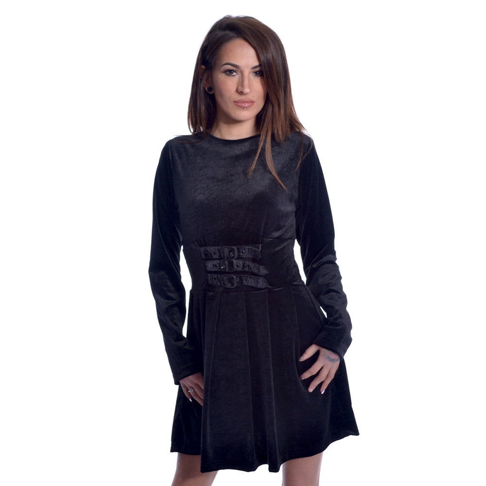 Gothic Wednesday Dress