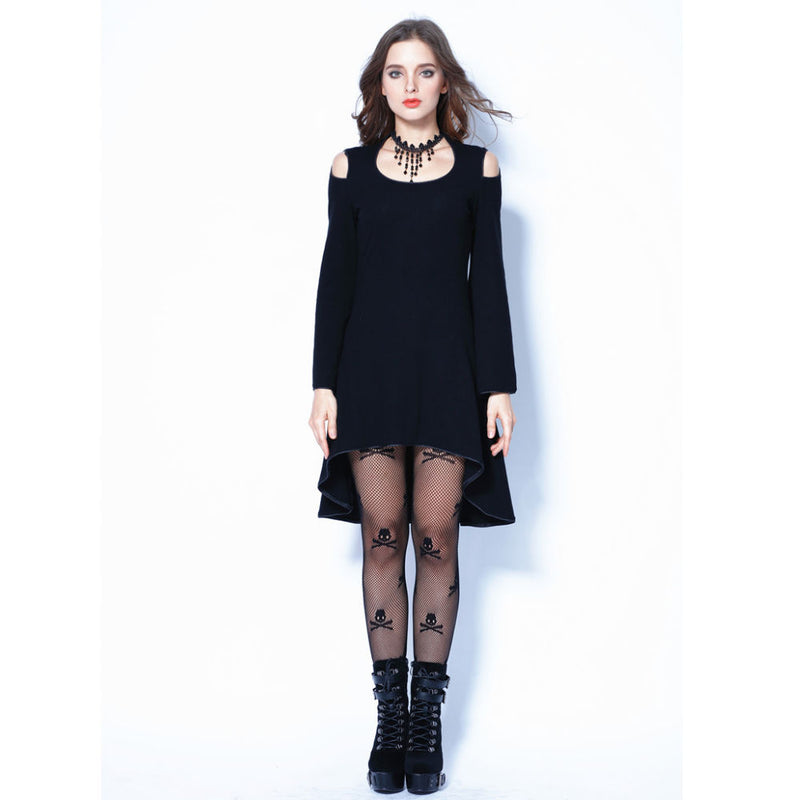 Gothic Tail Cross Dress