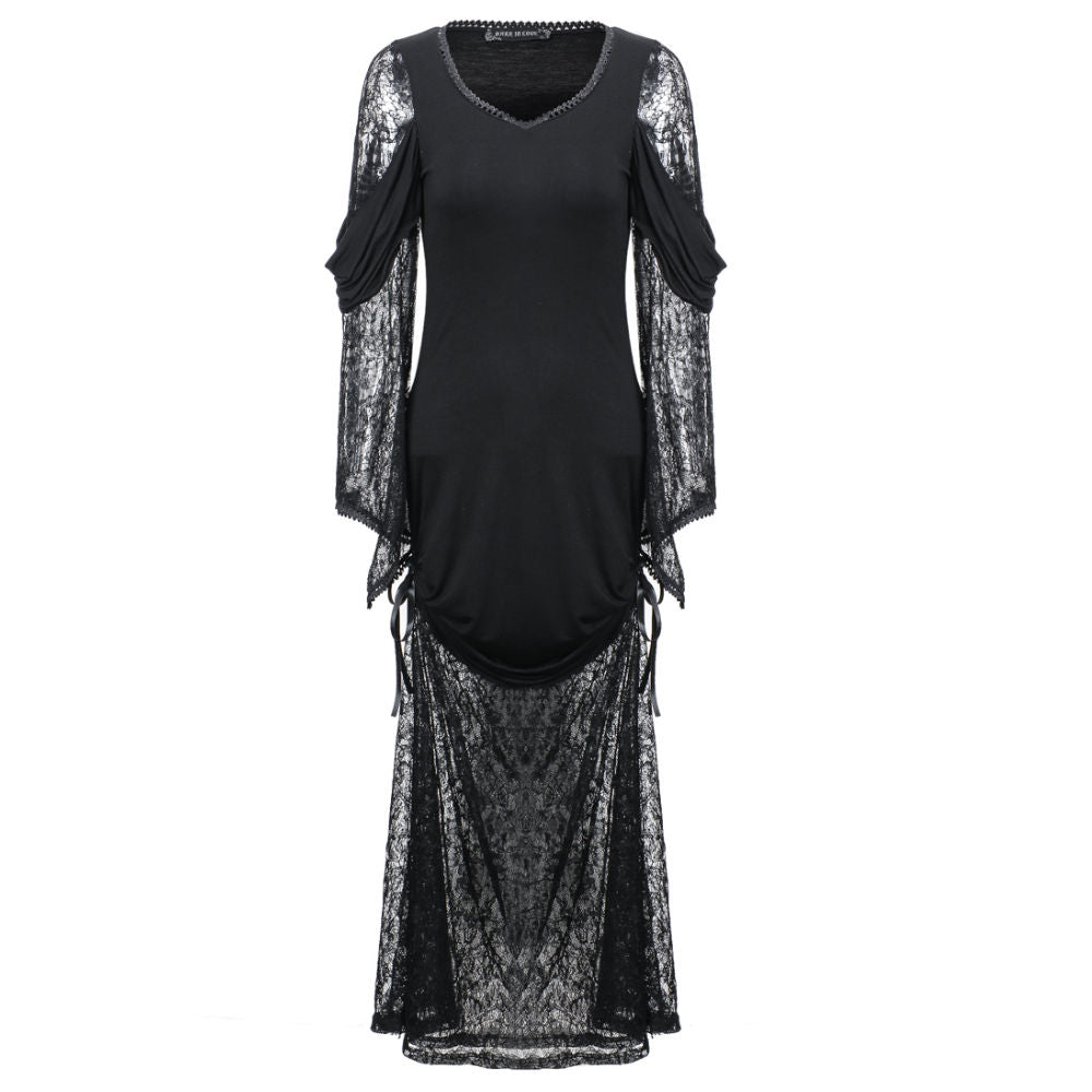 Gothic Long Dress