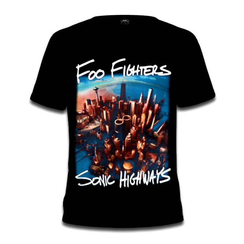 Foo Fighters Tee