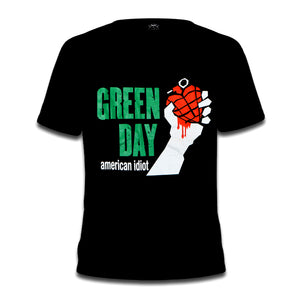 Green Day American Idiot Tee