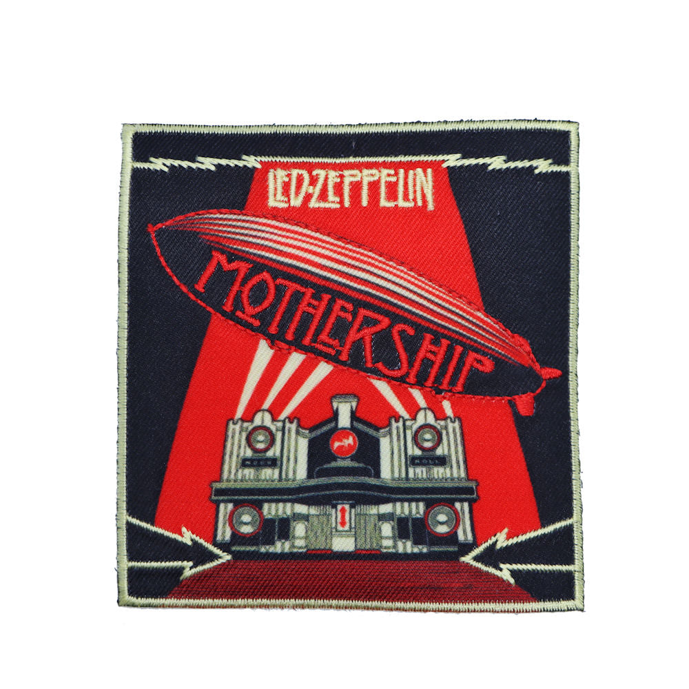 Led Zeppelin Mothership Patch