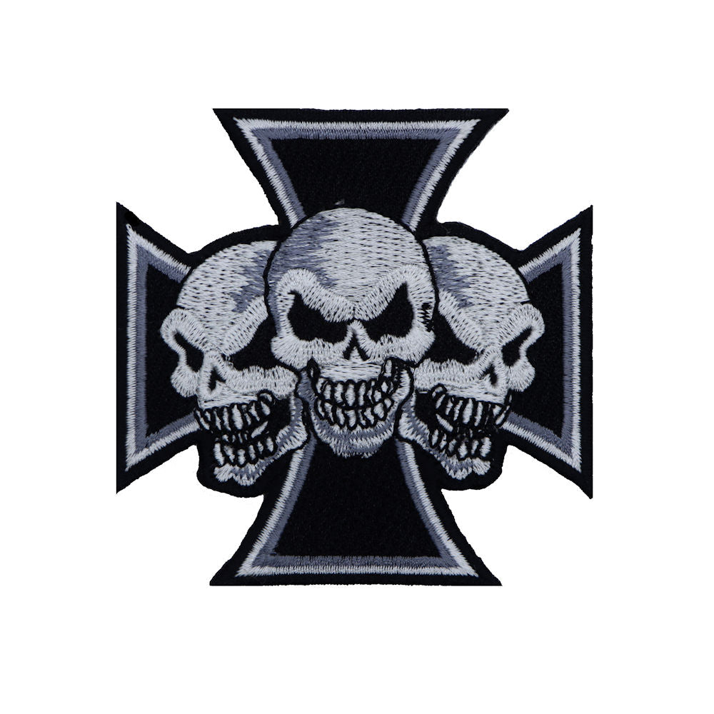 Choppers Skull Patch