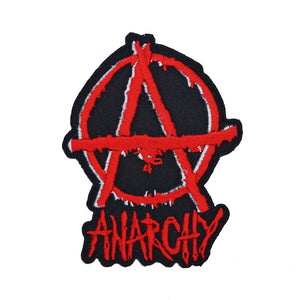 Red Anarchy Patch