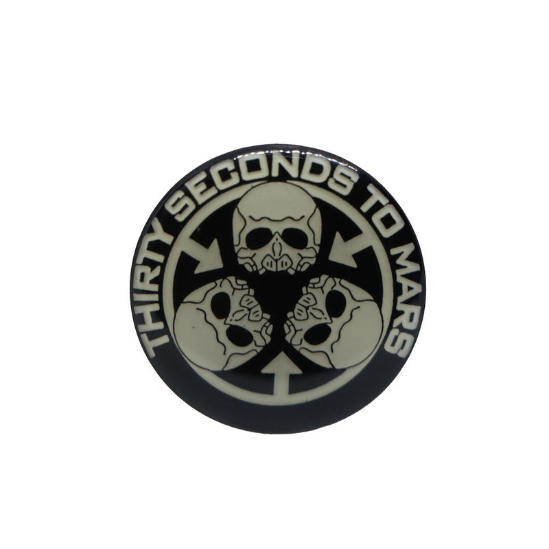 30 Secs To Mars Pin