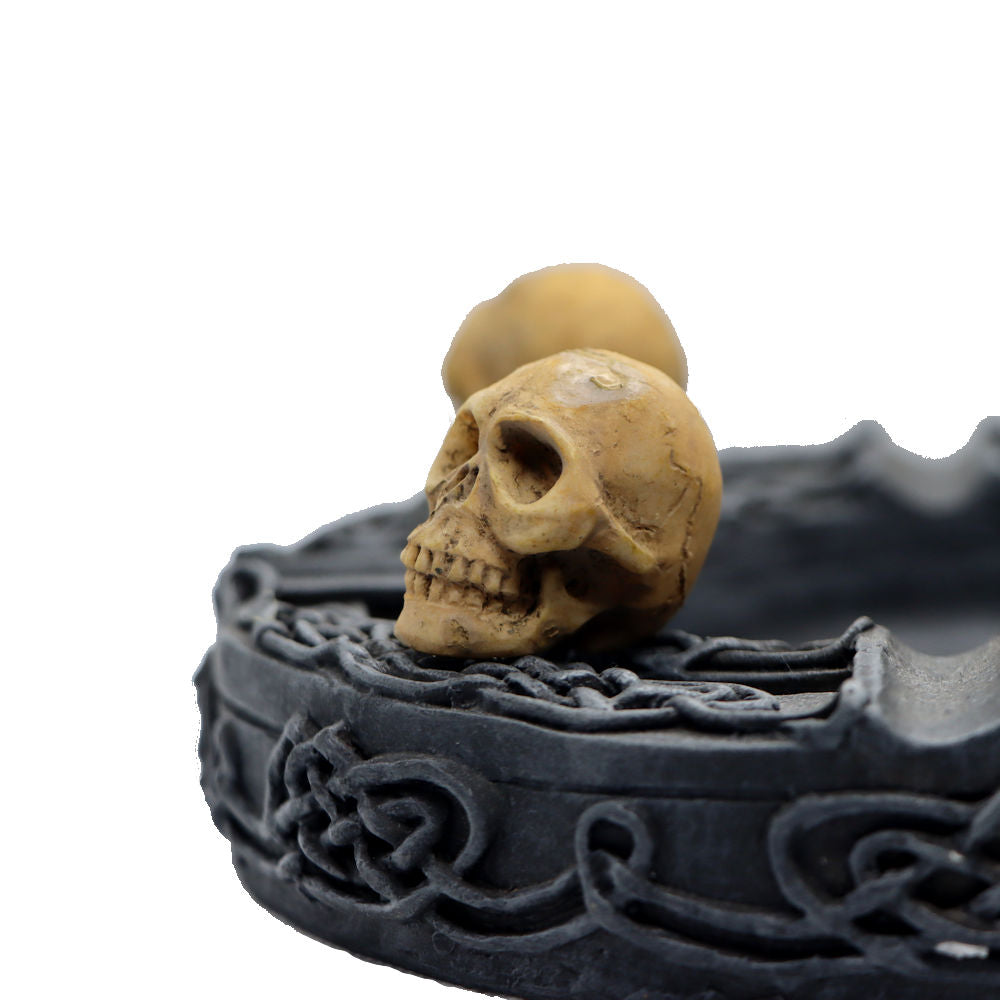 Celtic Death Ashtray