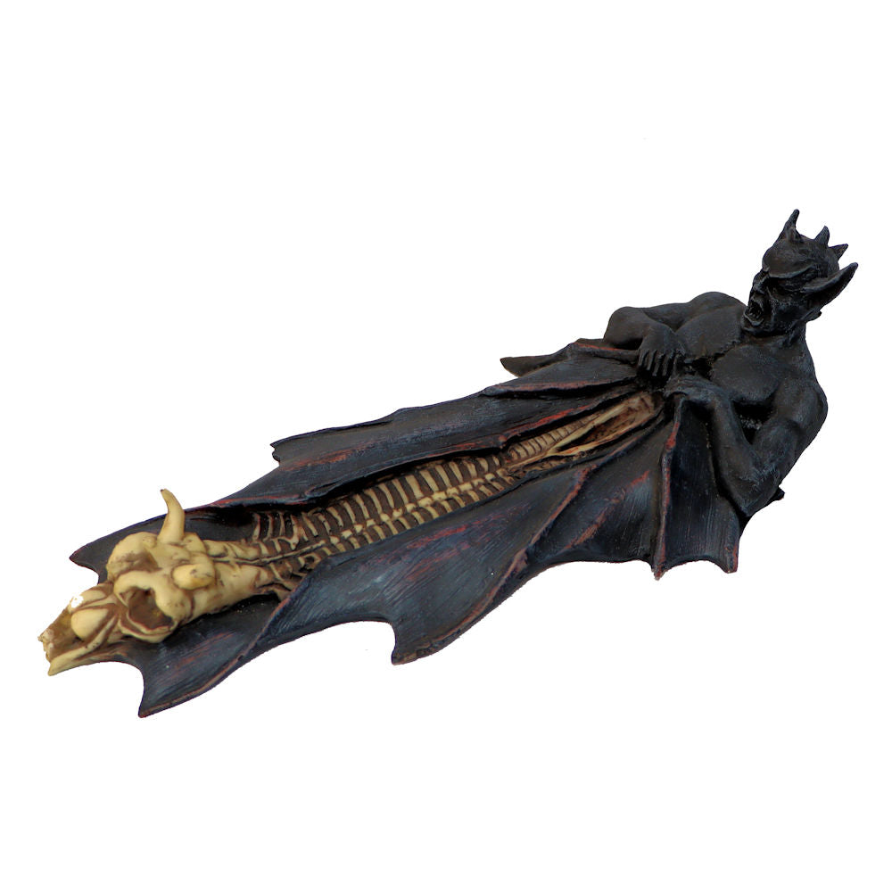 Satan Incense Stick Holder