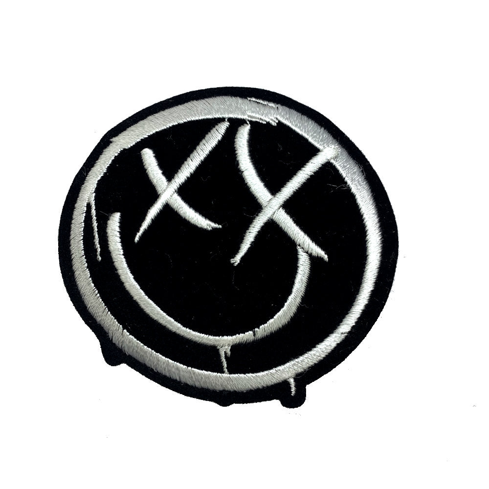 Blink 182 Smiley Patch