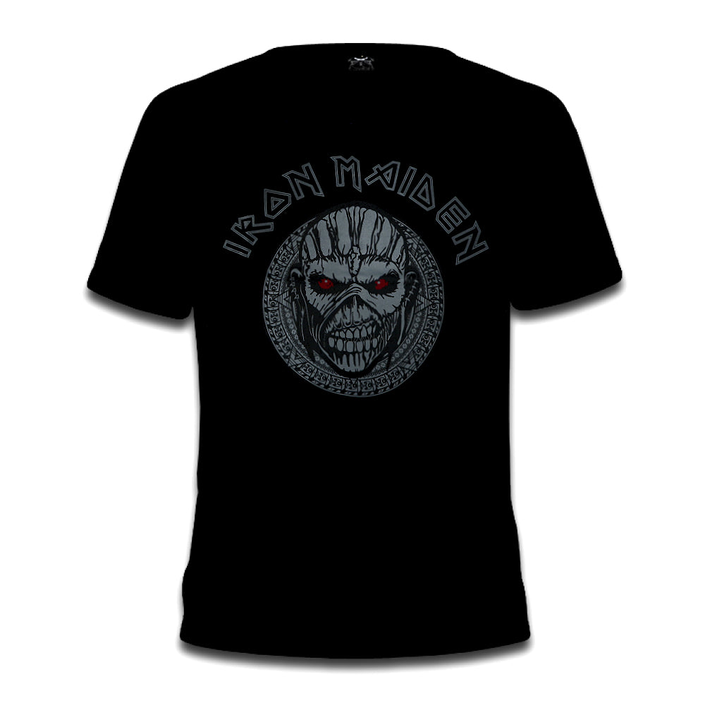 Iron Maiden Red Eyed Tee