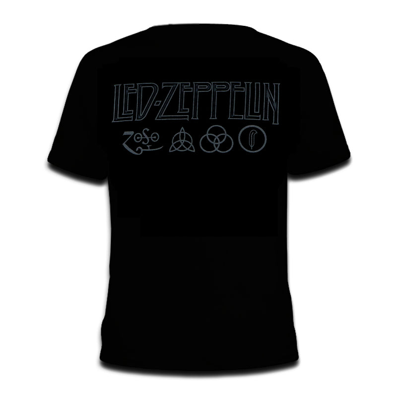 Led Zeppelin Mothership Tee