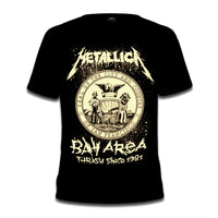 Metallica Bay Area Tee