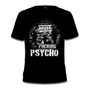 Muse Psycho Tee