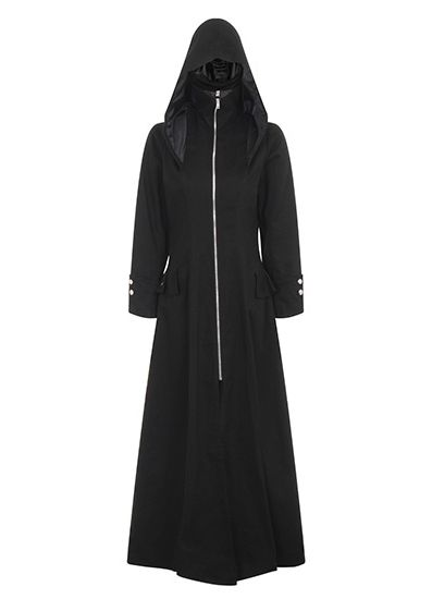 Necessary Evil Gothic Kali Twill Coat