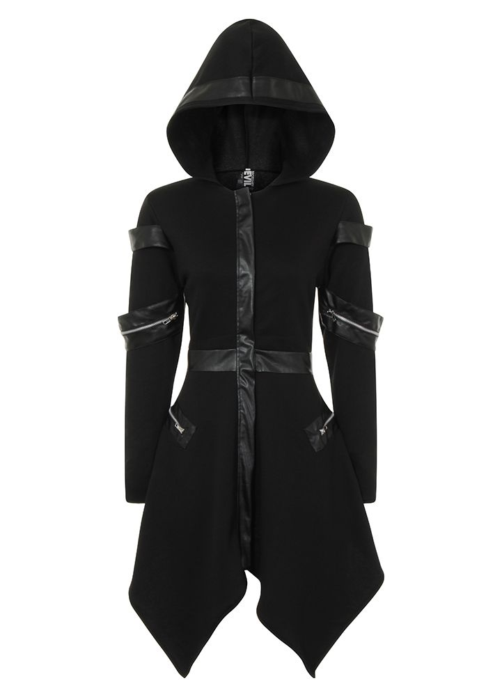 Necessary Evil Moirai Coat
