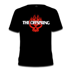 Offspring Red Logo Tee
