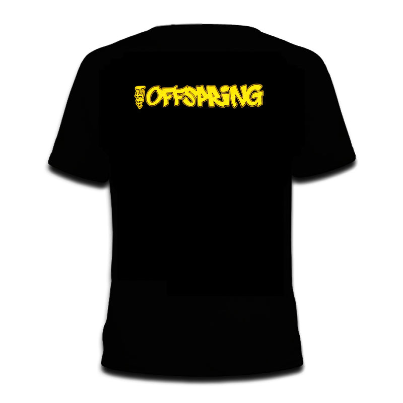 Offspring Yellow Logo Tee