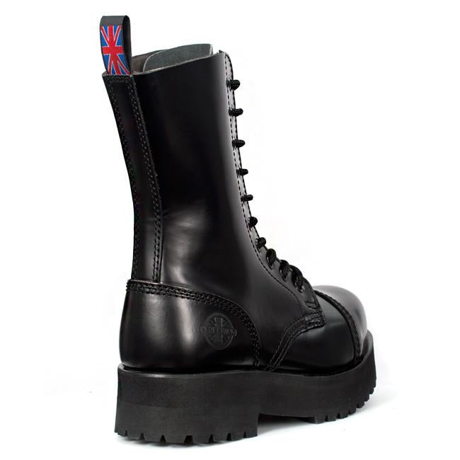 Nevermind 10H Double Sole Leather Boot