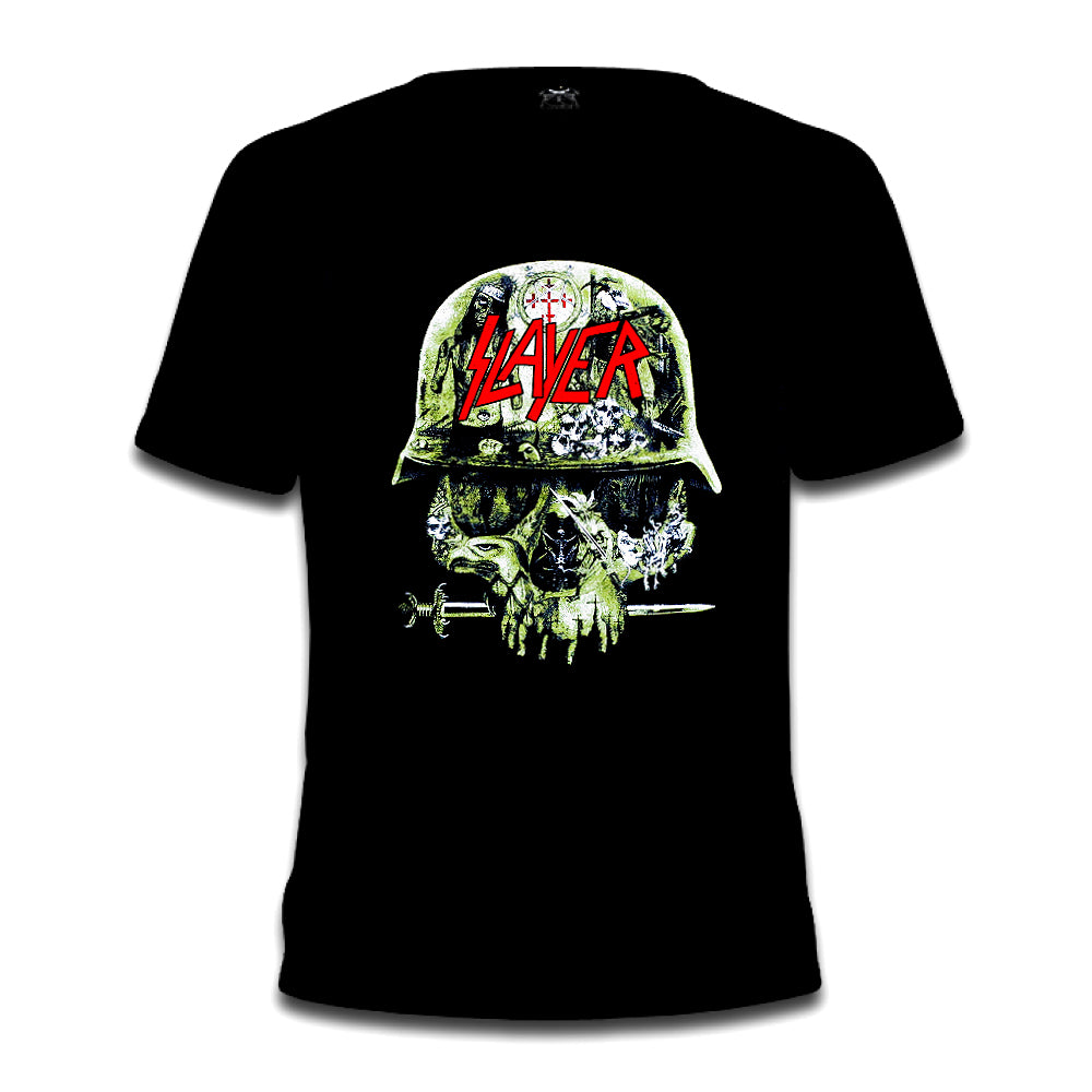 Slayer Battlefield Tee