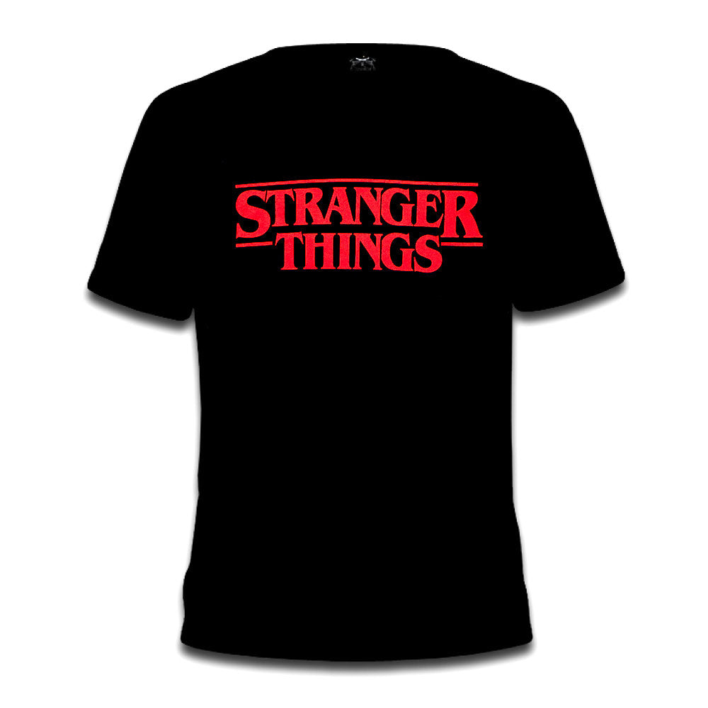 Stranger Things Logo Tee