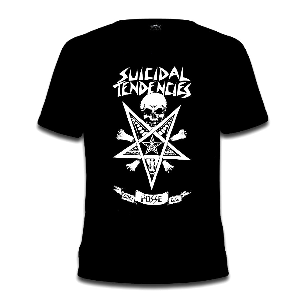 Suicidal Tendencies Tee
