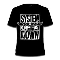 System Of A Down Tee