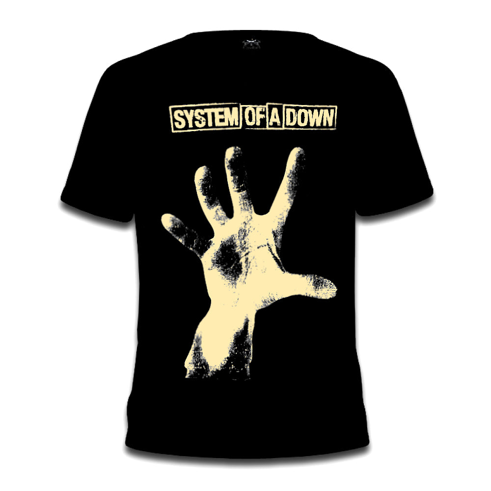 System Of A Down Grip Tee