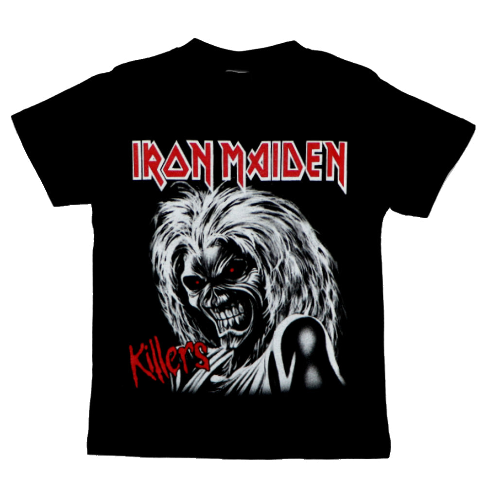 Iron Maiden Killers 1 Kids Tee