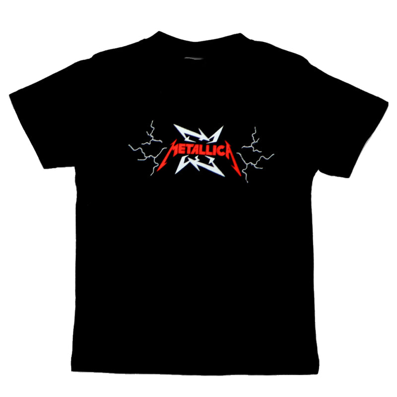 Metallica Lightning Kids Tee