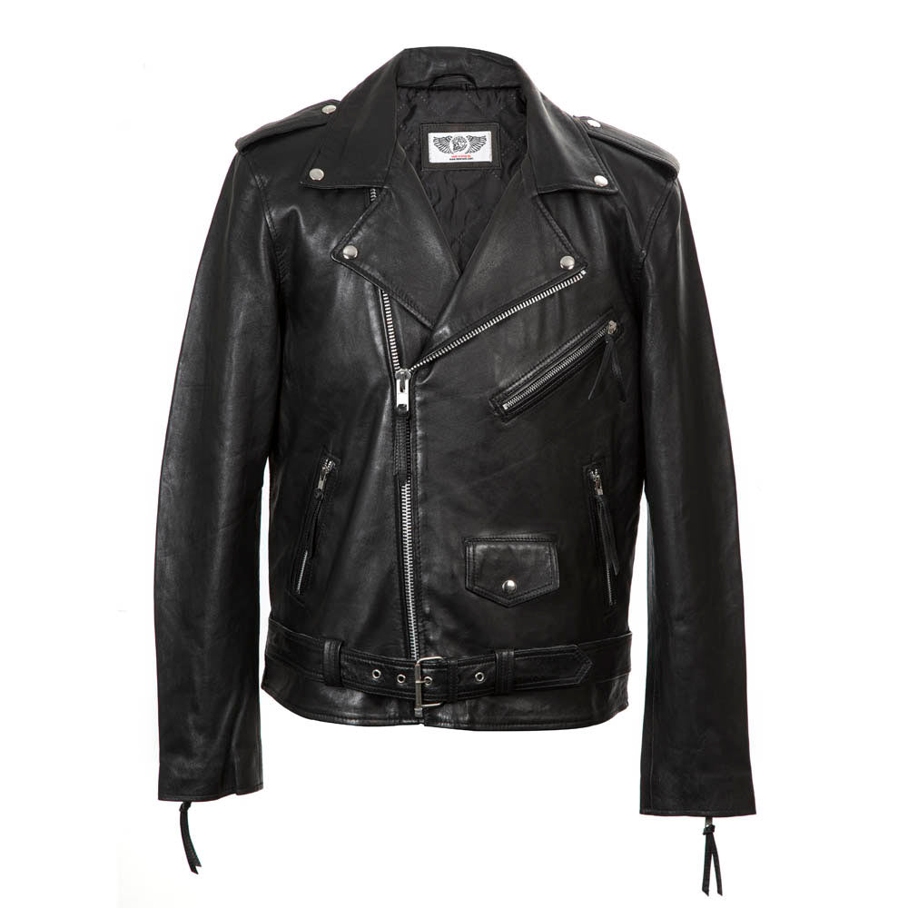 New Rock Leather Jacket