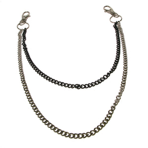 Y1431- Double Mix Metal Chain