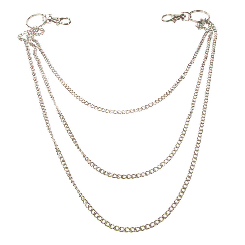 Y1807- Triple Metal Chain