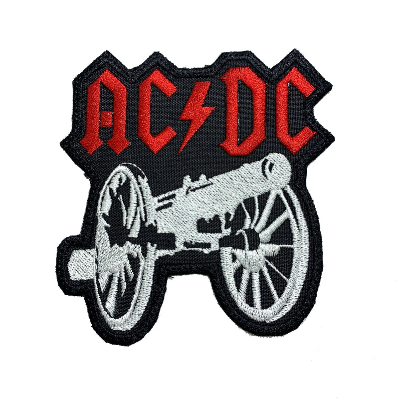 AC/DC Cannon Patch