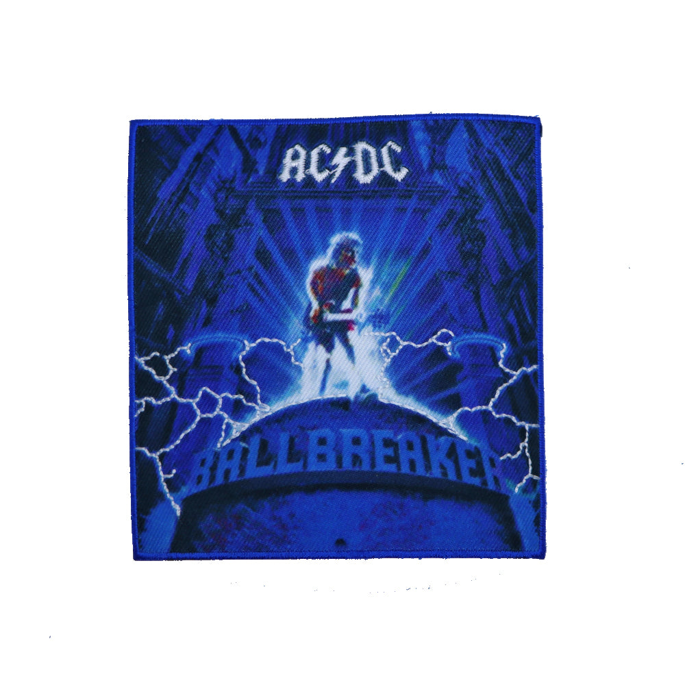 AC/DC Ball Breaker Patch