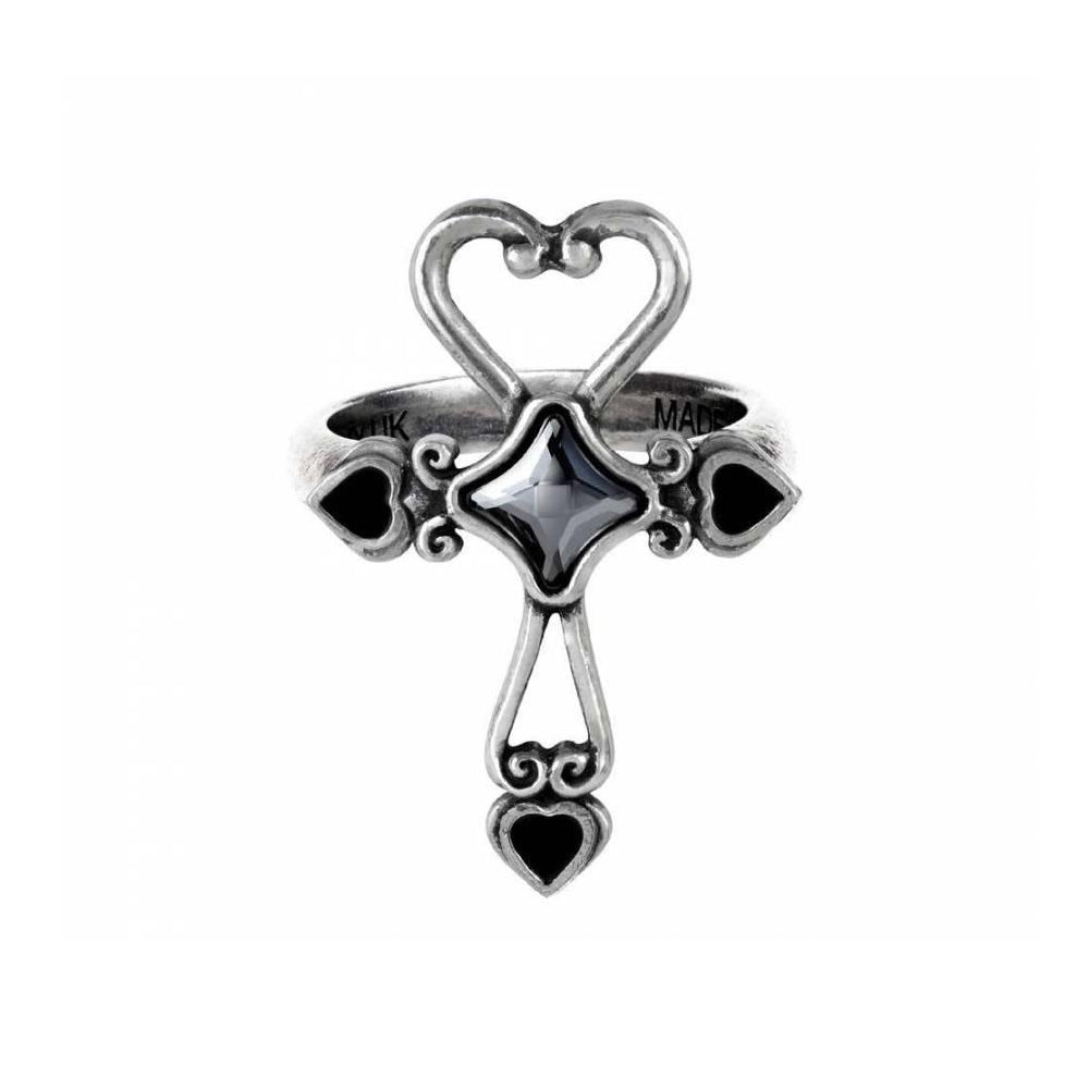 Alchemy England Amourankh Ring