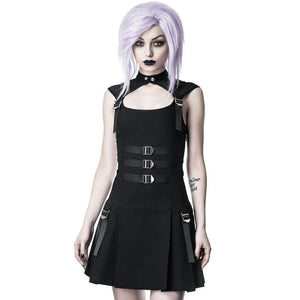 Killstar Amplified Skater Dress