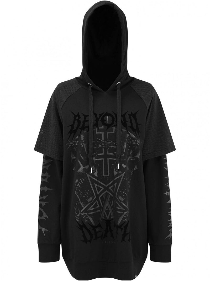 Killstar Beyond Death Hoodie Top