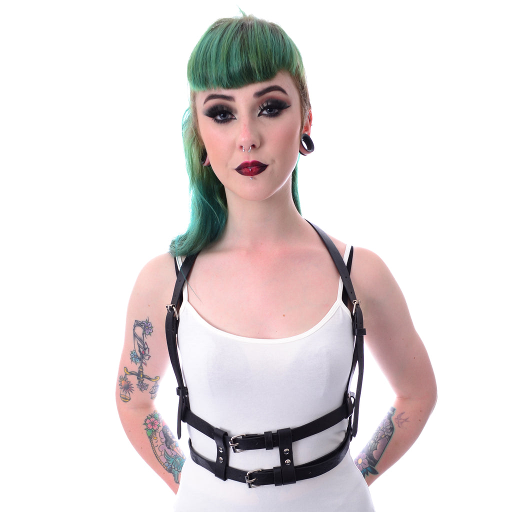 Poizen Blakely Harness Belt