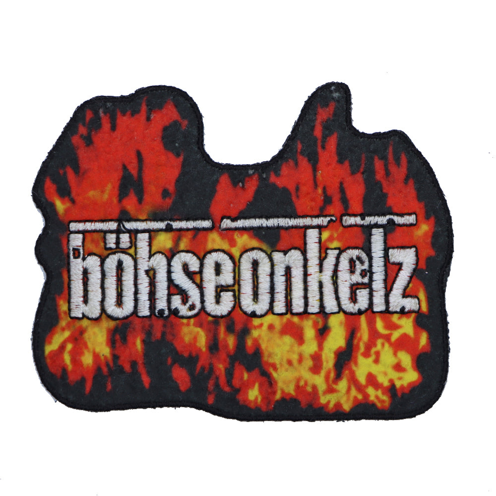 Böhseonkelz Fire Patch