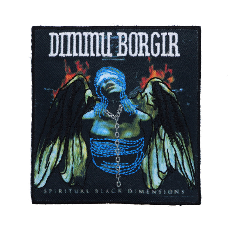 Dimmu Borgir Spiritual Black Dimensions Patch