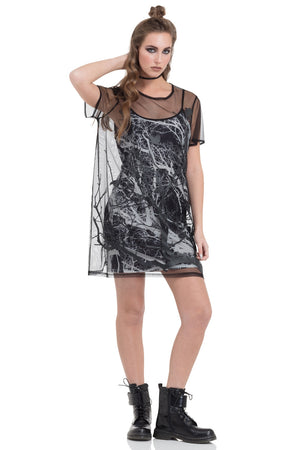 One Direction Branch & Crow Double Layered Dress