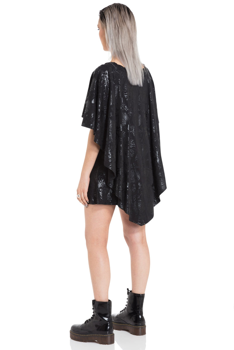 One Direction Cult Of Nature Cape Dress