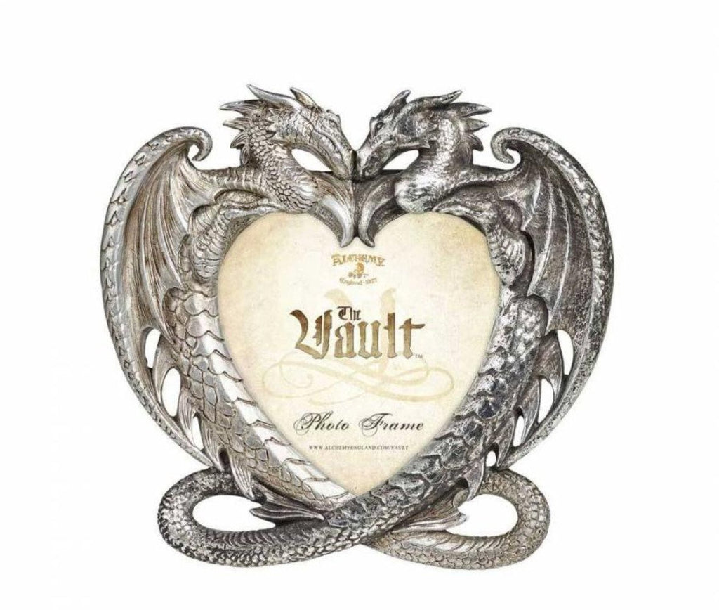 Alchemy England Dragon's Heart Photo Frame