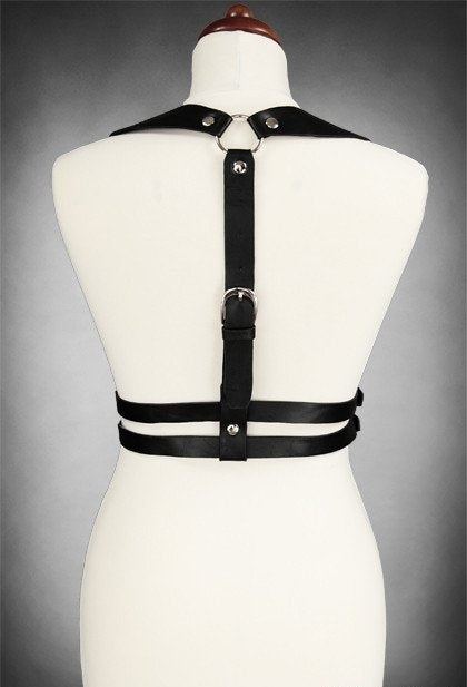 Restyle Wide Straps Belt Harness