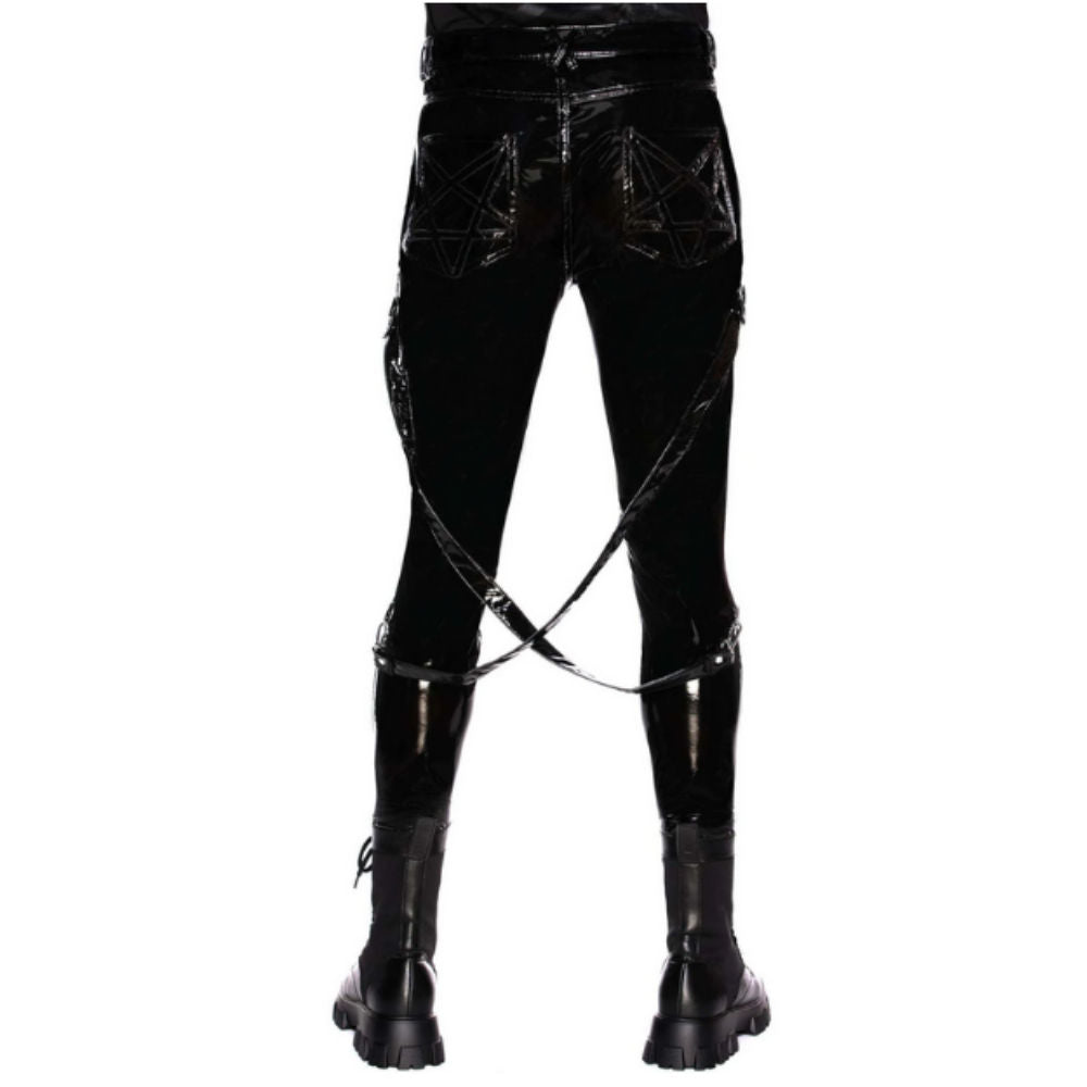 Killstar Hexers Gloss Jeans