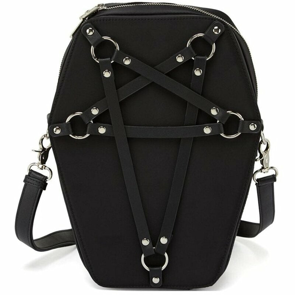 Killstar Hexellent Coffin Backpack