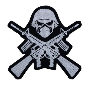 Iron Maiden Army Patch