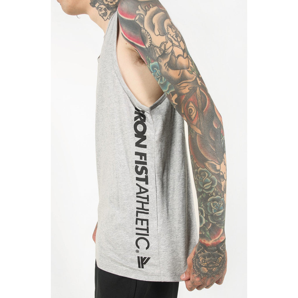 Iron Fist Reactive Tank Grey