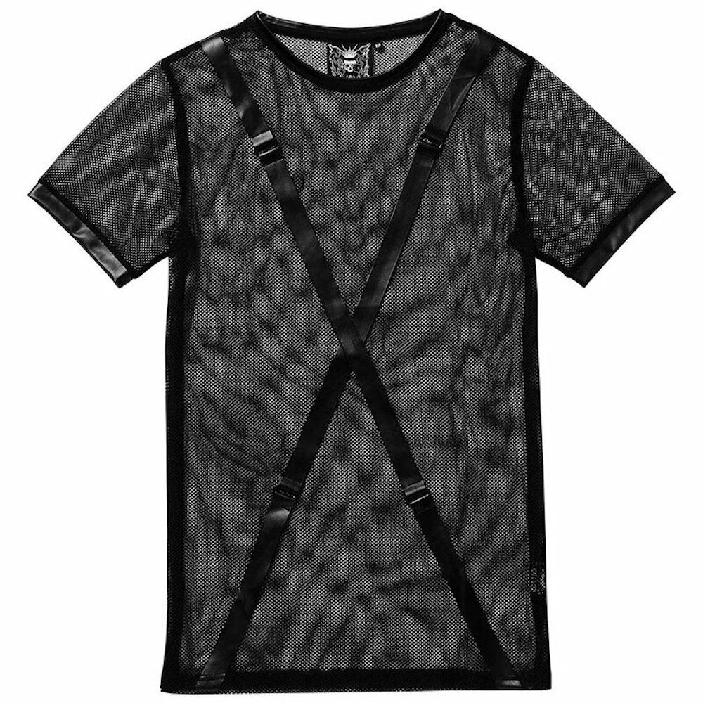 Killstar Execution Mesh Tee