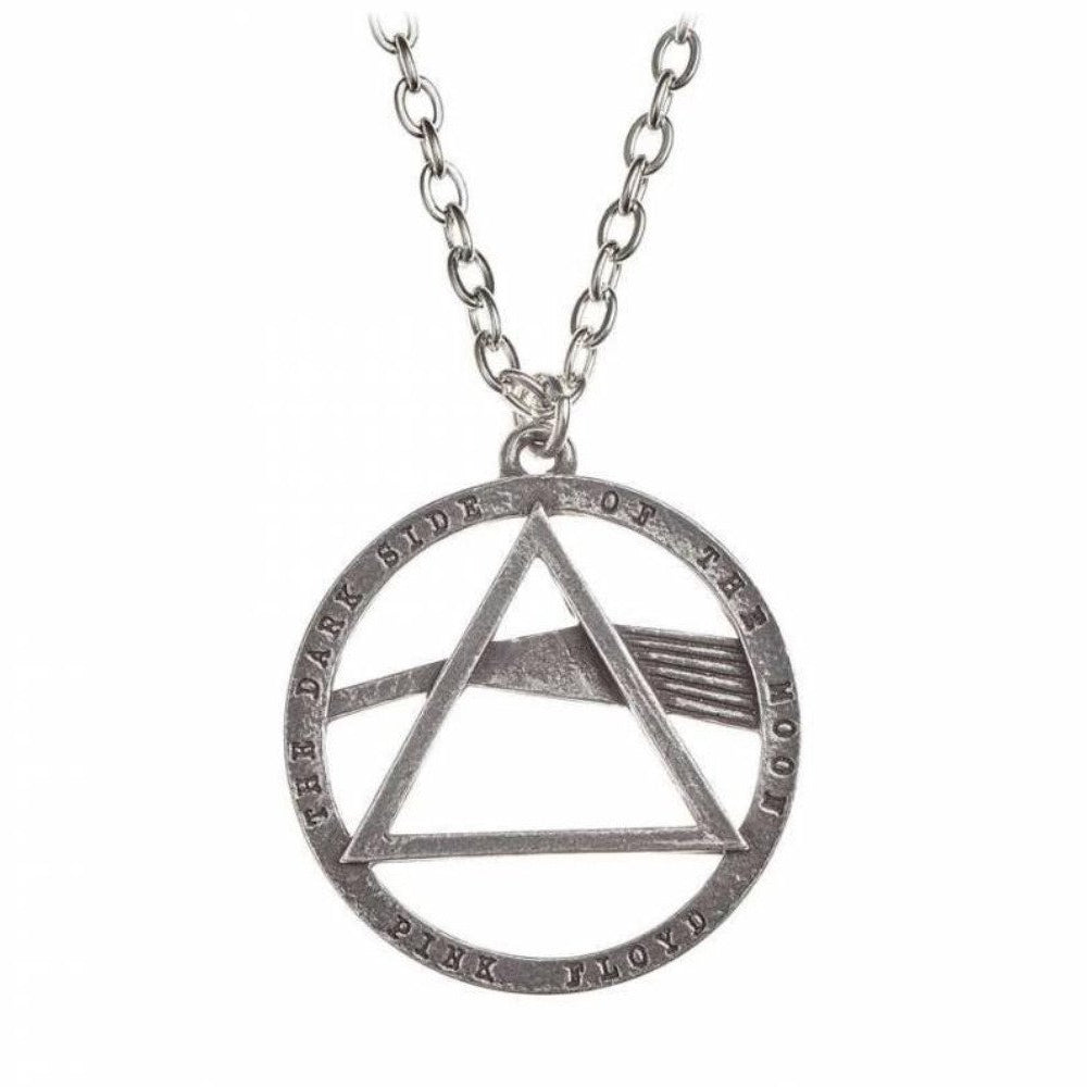 Alchemy England Pink Floyd: Dark Side Necklace